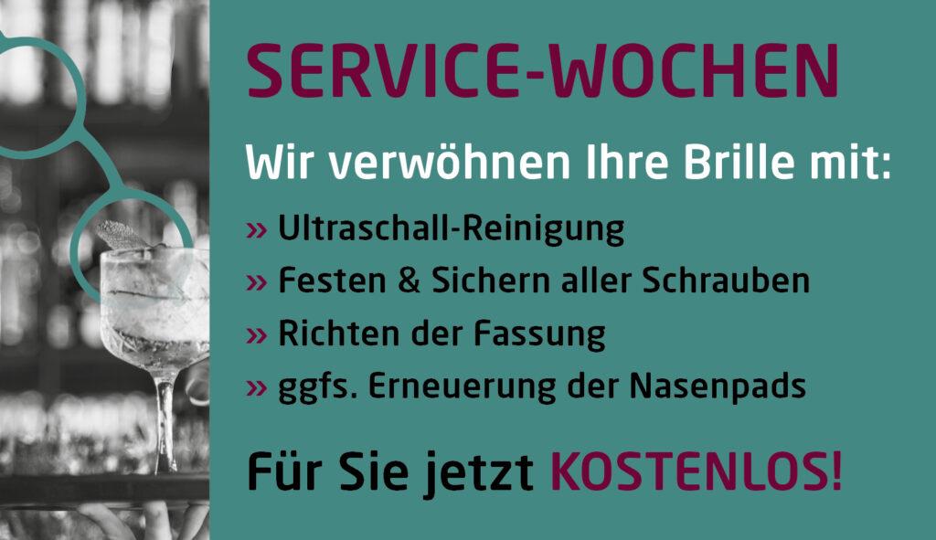 Service-Wochen